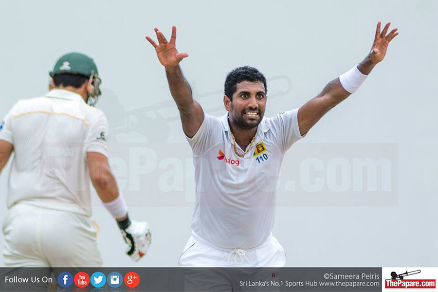 Special request to Cricket fans from Dhammika Prasad