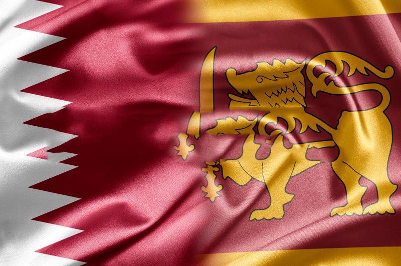 Qatar,Sri Lanka vow to increase bilateral trade beyond present US$ 45 mn