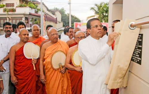 Only President can find a solution to the national problem – Ven Dr. Medagoda Abhayathissa Thero