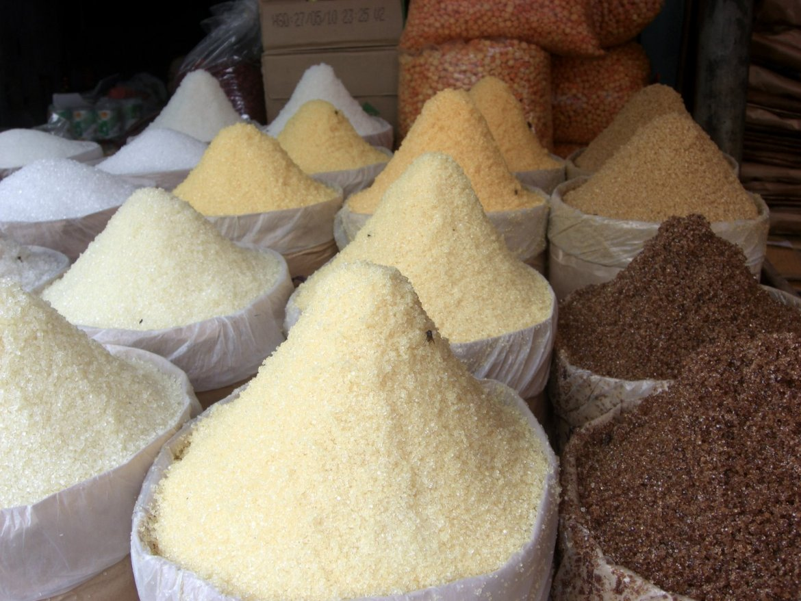 Price increase in rice observed in local market