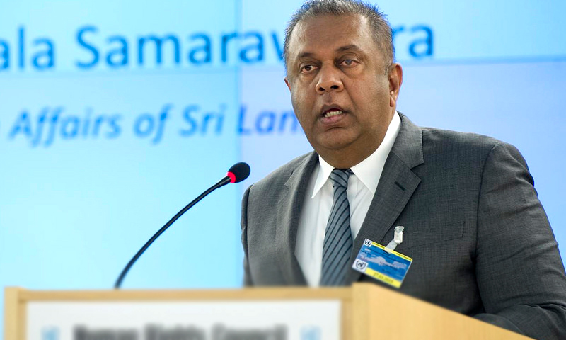 New constitution can change the course of the country – Minister Mangala Samaraweera
