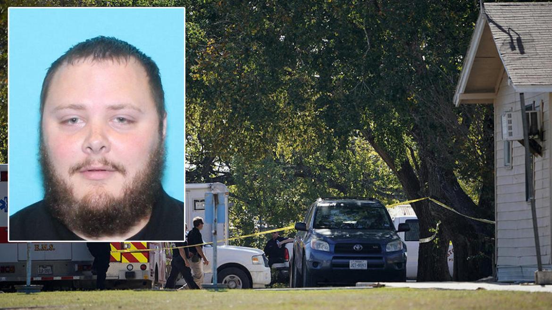 Texas church gunman escaped mental health facility in 2012