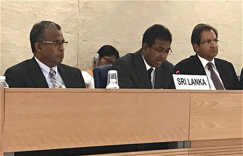 Sri Lanka is making constant efforts to restore human rights of its citizens despite attacks on reforms
