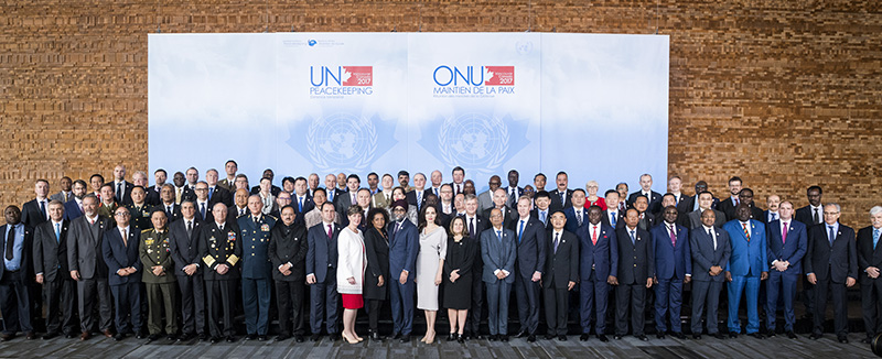 Secretary leads delegation to UNPK Ministerial Conference