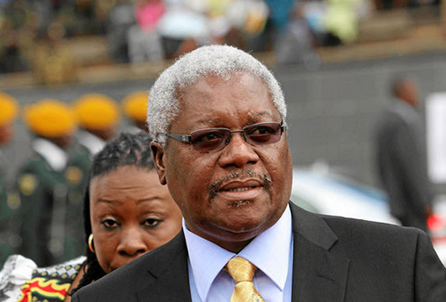 Zimbabwe fmr. Min. of Finance in Prison for attempting to defraud Central Bank