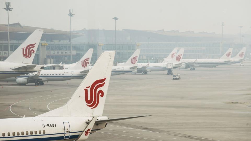 Air China suspends flights to North Korea