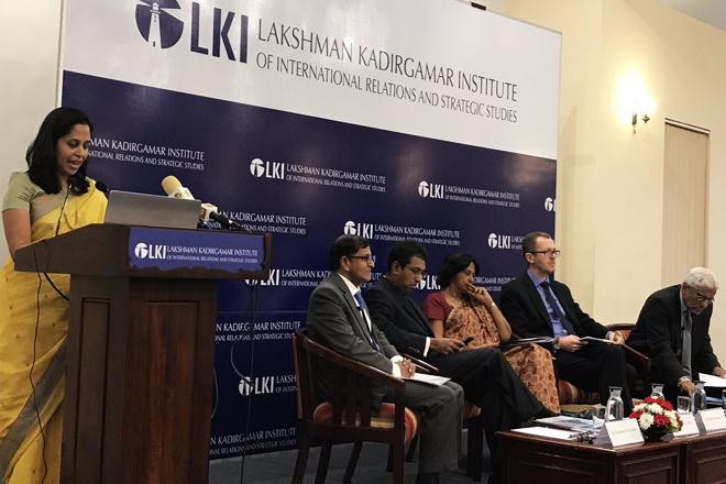 Sri Lanka's FTA with China is clearly political: Ganeshan Wignaraja