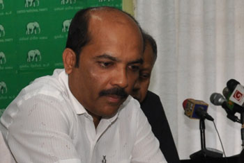 Weather destroyed Estate houses will be reconstructed promptly – Deputy Minister Range Bandara