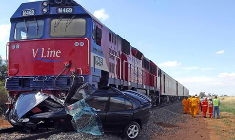 Three killed in collision on Veyangoda railway track