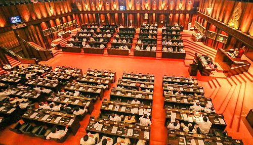 Sri Lanka parliament to debate Presidential Commissions' reports on February 6