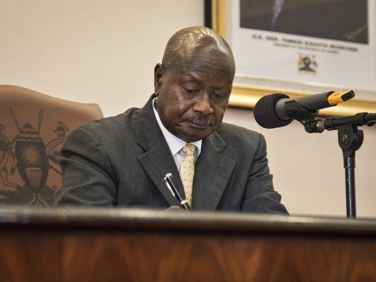Uganda parliament scraps presidential age limit