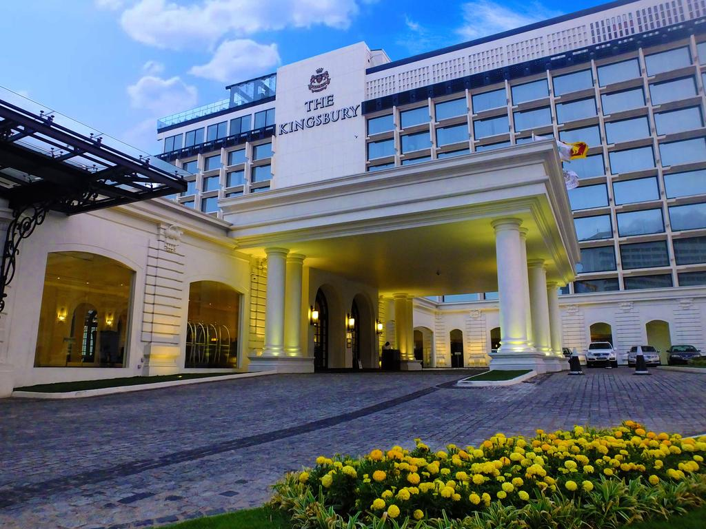 Sri Lanka's luxury hotel Kingsbury bags 3 awards for cleanliness and hygiene