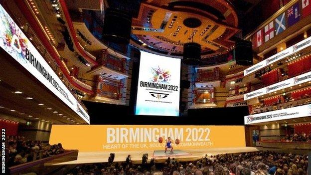 Commonwealth Games: Birmingham announced as host of 2022 event