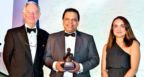 Sri Lanka's HNB crowned 'Bank of the Year 2017' by The Banker Magazine UK