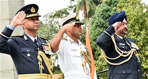 Indian Air Force Chief visits Sri Lanka for discussions on regional security