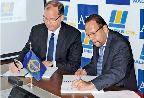 Walkers Colombo Shipyard secures US$ 4 mn funding from ADB