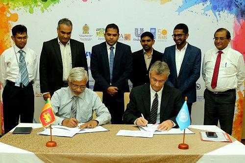 Sri Lanka Ministry of Telecommunication and Digital Infrastructure and UNDP partner for 'HackaDev' – Youth Social Innovation Challenge