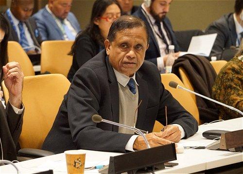 Sri Lanka becomes the 163rd state party to the Ottawa Mine Ban Treaty