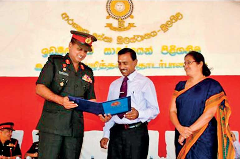 Sri Lanka Army to hand over occupied Keppapilavu land in Mullaitivu District to residents