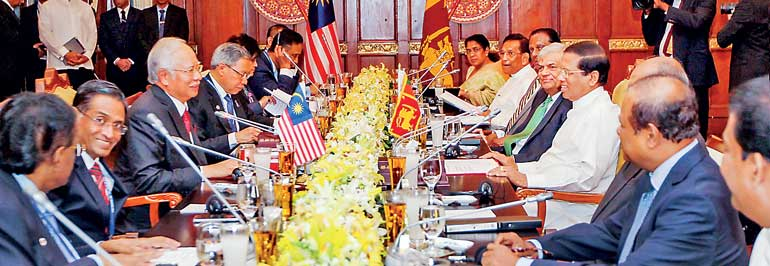 Malaysia pledges to fast-track FTA with SL