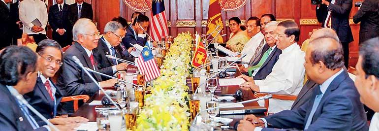 Malaysia pledges to fast-track FTA with SL