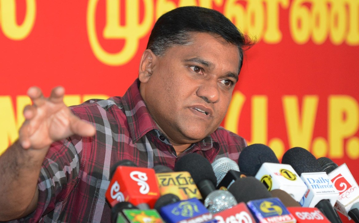 Sri Lanka Marxist party asks people to give them power to show how local councils could be developed