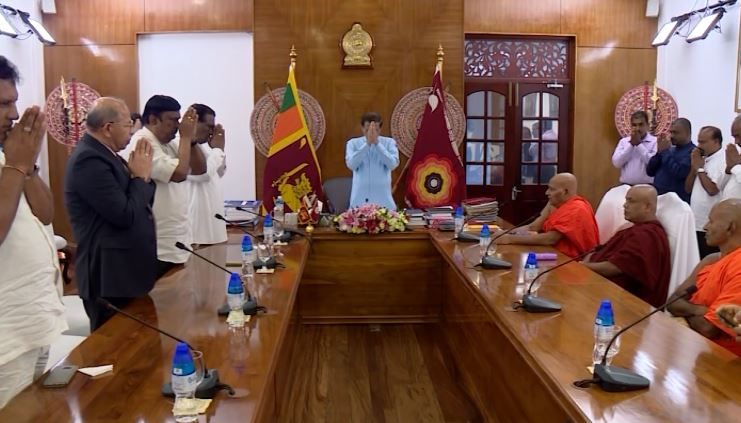 SLFP electoral and district organisers appointed