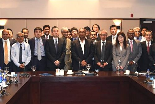 High level Japanese business delegation in Sri Lanka to explore investment opportunities