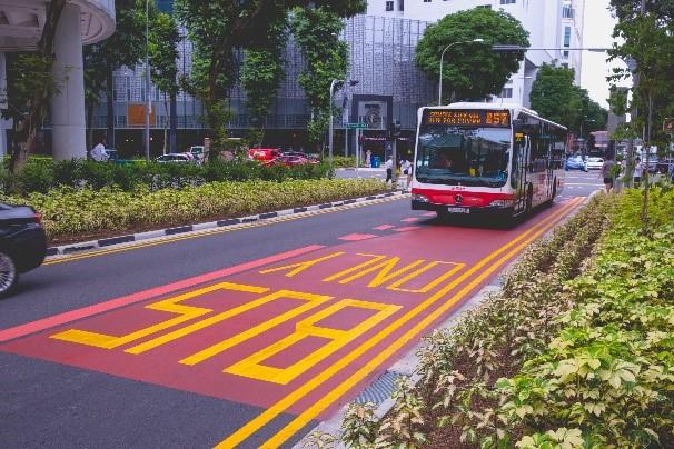 Priority bus lane programme reaches new phase