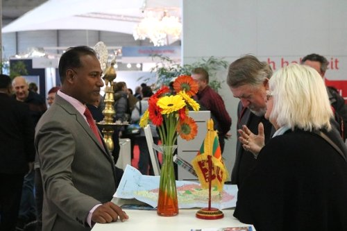 Sri Lanka participates in Austria's largest Holiday and Travel Show Ferien – Messe Wien 2018