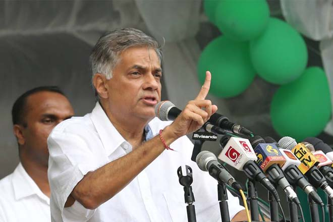 Sri Lanka PM's party vows to defeat no-confidence motion, reform the party immediately