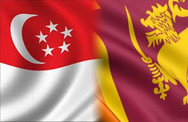Sri Lanka to sign a FTA with Singapore