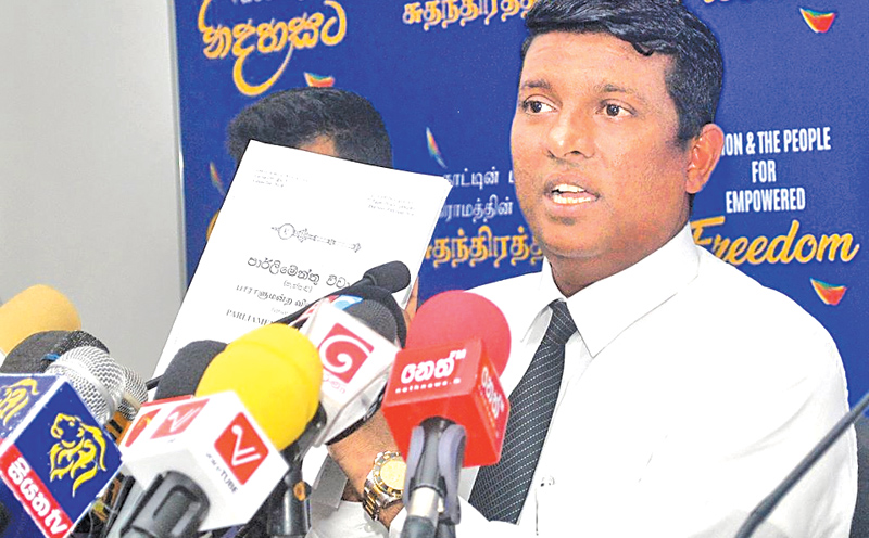 SLFP young professionals calls for removal of Mahinda Rajapaksa from party adviser post