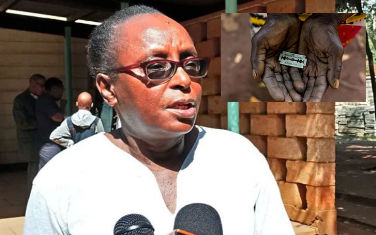 Kenyan doctor goes to Court To legalize female genital mutilation