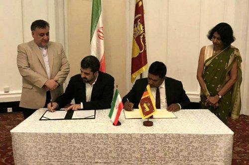 Iran, Sri Lanka agree to expand mutual cooperation
