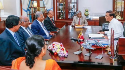 Sri Lankan President appoints members to the commission probing national airlines