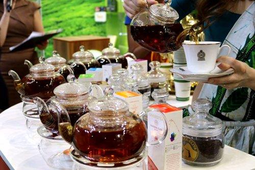 Sri Lanka's Ceylon Tea promoted at PRODEXPO 2018 Exhibition in Moscow