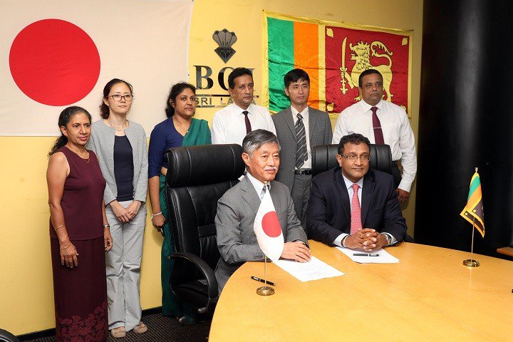 Japan to donate 8 fire engines to Sri Lanka's EPZs