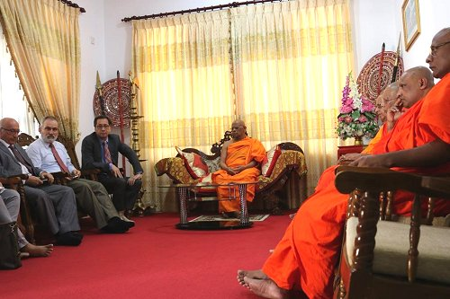 European ambassadors visiting Kandy underscore need to redouble efforts to support national reconciliation in Sri Lanka