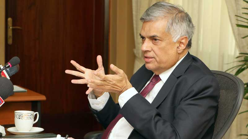 PM bets on UNP's democratic credentials