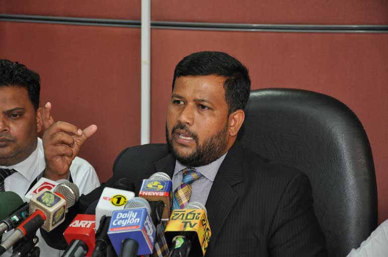 Minister Bathiudeen calls for peace, unity in Kandy