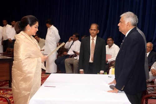 First female Mayor of Colombo Rosy Senanayake takes reins of the Sri Lankan capital city