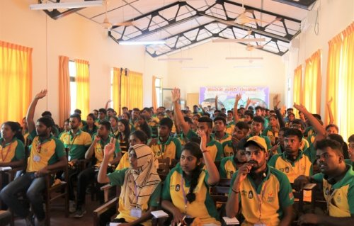 UNFPA highlights the importance of Comprehensive Sexuality Education for youth in Sri Lanka