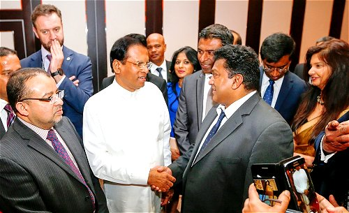 Sri Lankan President says spreading false information and hiding truth hinder forward journey of the country
