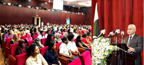 Pakistan awards prestigious Jinnah Scholarships for 182 Sri Lankan youths