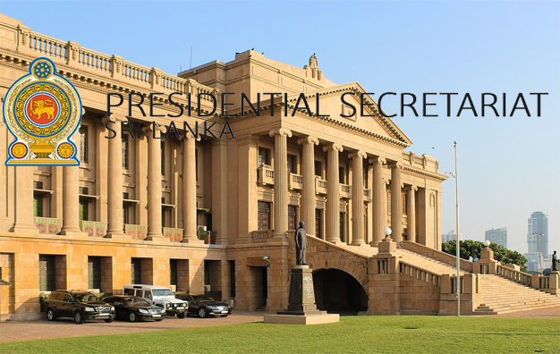 Presidential Secretariat assigned police protection