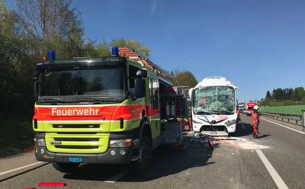 Sri Lankan tourists hurt in Swiss road accident