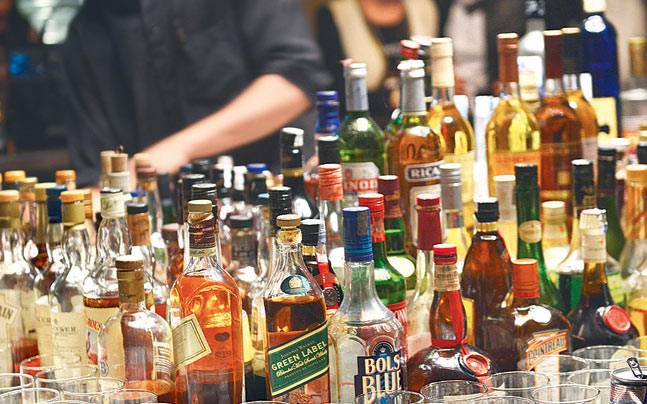 Illicit liquor finds a new home in the Southern and North Central provinces
