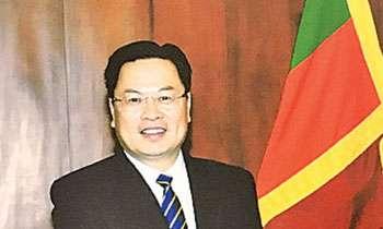 China slams Trump, urges Sri Lanka to back trade liberalization