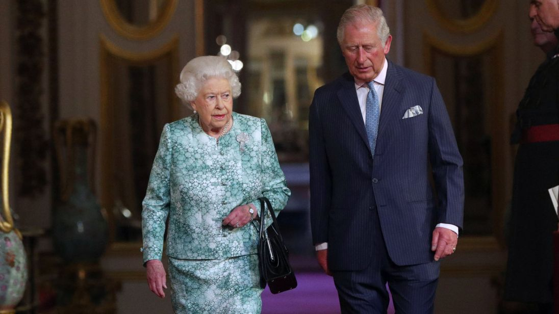 PRINCE CHARLES TESTS POSITIVE FOR CORVID19